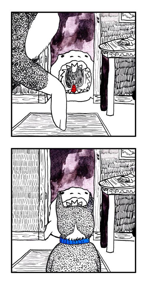 Arc 2, Page 10: Bait